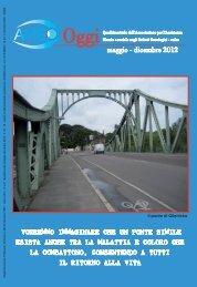 RIVISTA N. 73-74 maggio-dicembre 2012 - AMSO