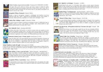 bullismo suggerimenti di lettura e film - Comune di Bologna