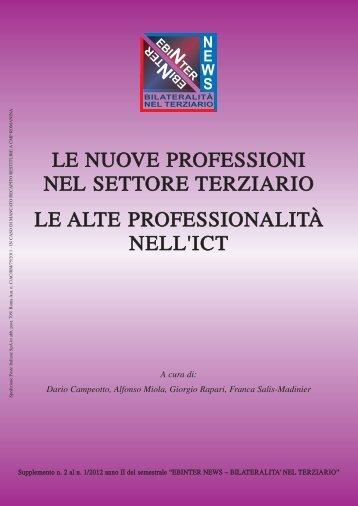 Le nuove professioni - Ebinter