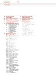 Financials - Vodafone Annual Report 2012
