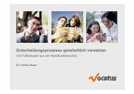 Vortrag lesen - Vocatus AG