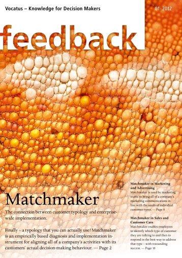 Matchmaker - Vocatus AG