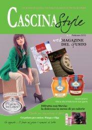 MAGAZINE DEL USTO - Cascina San Cassiano S.p.a.