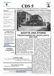 Anno 7, n. 3, aprile 2007 - Città di Torino