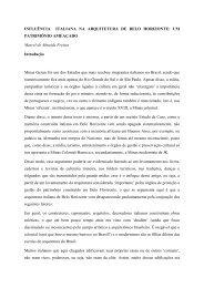 A influência da Imigração italiana na arquitetura de BH - Ponte Entre ...