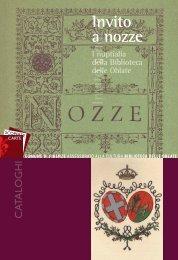 Invito a nozze - Biblioteca delle Oblate - Comune di Firenze