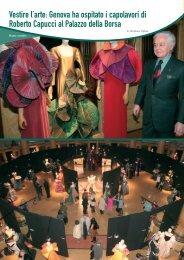 Vestire l'arte: Genova ha ospitato i capolavori di ... - Banca Carige