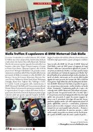 Biella Treffen: Il capolavoro di BMW Motorrad Club Biella