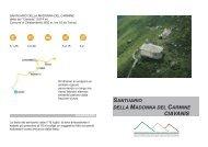 I Santuari - Comunità montana Valli di Lanzo, Ceronda e Casternone