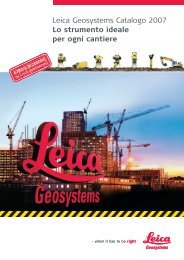 AZ^XV Gj\Wn - Leica Geosystems
