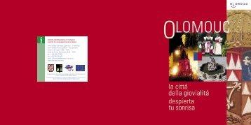 CENTRO INFORMAZIONI DI OLOMOUC CENTRO DE ...