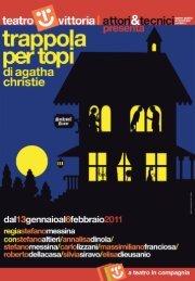Trappola per topi - Teatro Vittoria