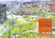 Catalog Polirom - Mai 2013 - Editura Polirom
