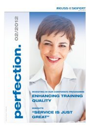 Perfection 02/2012 (pdf 1,8 MB) - Reuss-Seifert GmbH