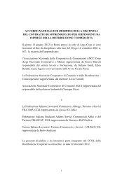 Accordo apprendistato per i dipendenti da ... - Regione Marche