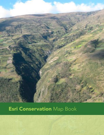 Esri Conservation Map Book