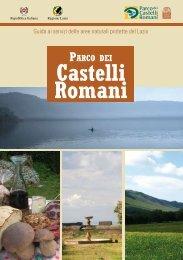 Scarica la pubblicazione (5,2 MB) - Parco Regionale dei Castelli ...