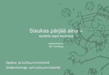 Aluehallintovirastojen ajankohtaispäivä Johtaja Eeva-Riitta Pirhonen