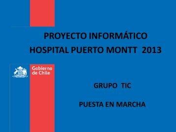 Hardware - Neo Puerto Montt