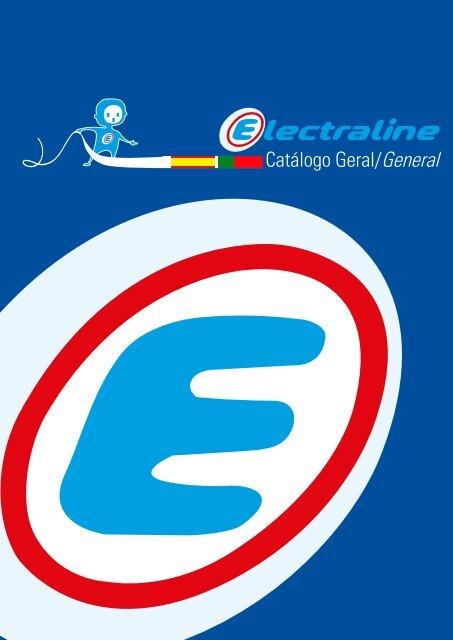 Cable 3G1 3 m Electraline 59641 Regleta de 3 Tomas con Interruptor Transparente