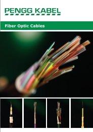 Fiber Optic Cables - PENGG KABEL GmbH