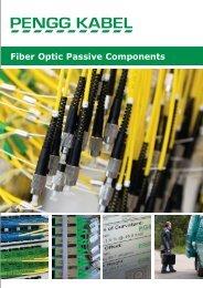 Fiber Optic Passive Components - PENGG KABEL GmbH