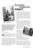 Riitta Savikko USKALTAA VAIKUTTAA - Satakuntalainen Osakunta - Page 5
