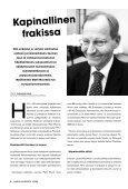 Riitta Savikko USKALTAA VAIKUTTAA - Satakuntalainen Osakunta - Page 6