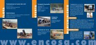 Tríptico corporativo (PDF) - Encosa