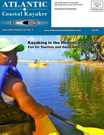 ATLANTIC - Ct Coastal Kayaking