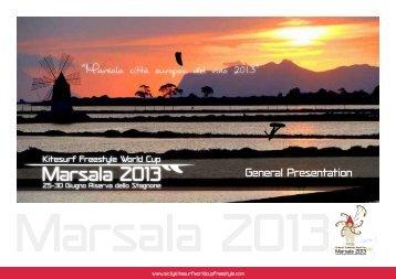 Mondiale di Kitesurf - comune di marsala