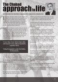 Edition 13 Tishrei - Chabad Lubavitch of Bournemouth - Page 5