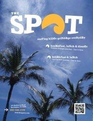 Download Breakfast & Lunch Menu - The Spot