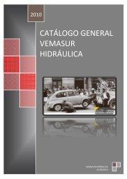 Descargar Catálogo - Bienvenido a Vemasur Hidráulica