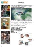 Catálogo de Sistemas y Accesorios de Amarre para Vehículos y ... - Page 2