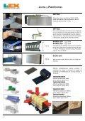 Catálogo de Sistemas y Accesorios de Amarre para Vehículos y ... - Page 4