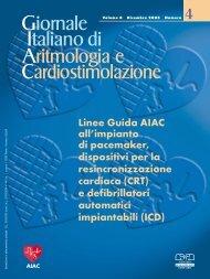 Testo completo - Associazione Italiana di Aritmologia e ...