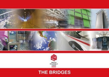 THE BRIDGES - Gruppo Industriale Tosoni