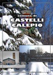INFORMATORE COMUNALE N. 2-2006 - Comune di Castelli Calepio