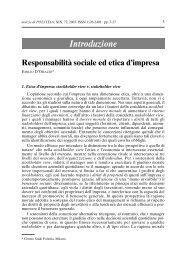 D'Orazio Responsabilità sociale (pdf, it