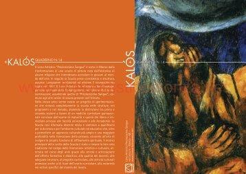 14_kalos_libro - Liceo Artistico Preziosissimo Sangue Monza