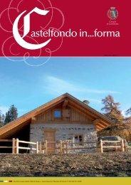2011 - Comune di Castelfondo