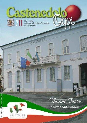 Scarica l'allegato castenedolo2sem2011.pdf - Comune di ...