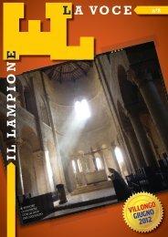 il lampion e l a voce n°8 - parrocchie di villongo