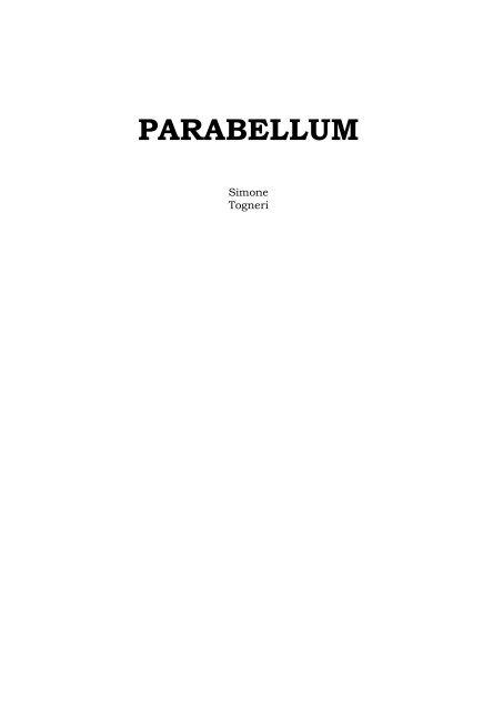 Scarica il PDF completo del romanzo