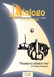 Attività Parrocchia Oratorio - Tagliuno