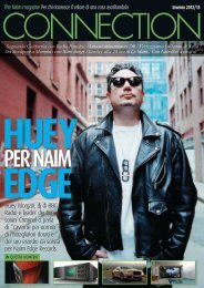Huey Morgan, dj di BBC Radio e leader dei Fun Lovin ... - Naim Audio