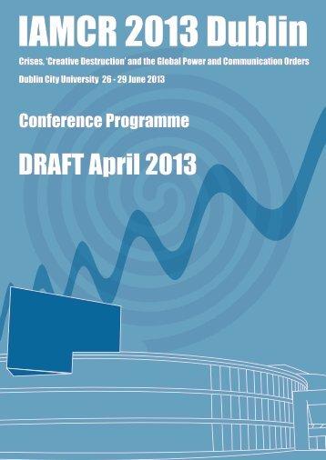 IAMCR-2013_S&WG_Programme_Ver_2-0_TM_18-Apr-2012