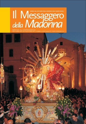 Giugno 2010 - Santuario Madonna delle Grazie