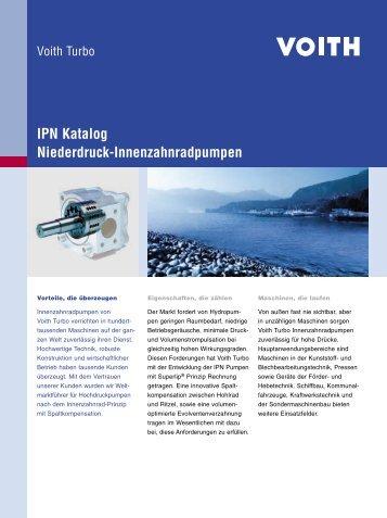 IPN 4 - Voith Turbo